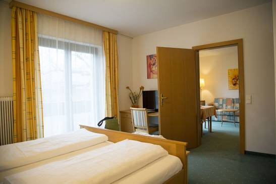 Suite im Hotel Molzbachhof